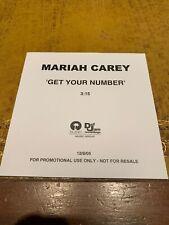 Mariah Carey Shake Get Your Number Single