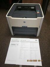 HP LaserJet 1320 Workgroup Laser Printer with Original HP Toner