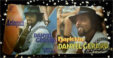 DANYEL GERARD - Arlequin / Harlekin * 2 Sgl. * ORIGINAL + DEUTSCHE COVERVERSION