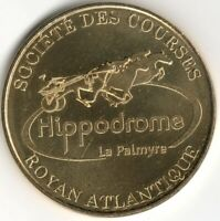 Monnaie de Paris - HIPPODROME LA PALMYRE - SOCIETE COURSES ROYAN-ATLANTIQUE 2020