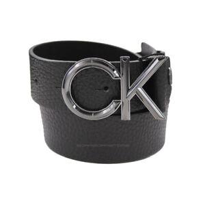 Calvin Klein Men's Belt mod. K50K507558 Black in leather