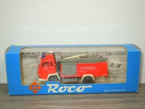 Steyr 91 Feuerwehr - Roco 1:87 in Box *52558