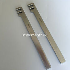 New 2 units Mini Bending Irons Veterinary orthopedics surgical Instruments tool