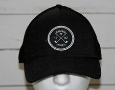 Mens Callaway Golf Baseball Cap Adjustable Truckers Hat Black New Without Tag