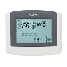 Aprilaire Programmable LED Touchscreen Home Automation Thermostat Multi Stage