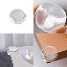 4 x SAFETY CORNER CUSHIONS FOR BABY/CHILD/KID PROOF DESK TABLE COVER PROTECTOR