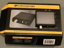Audioengine D1 24-bit DAC Digital to Analog Converter / Headphone Amp *USED*