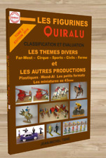 """""""LES FIGURINES QUIRALU"""" TOME 2- Format A4 PORTRAIT - 280 PAGES -DOS CARRE COLLE"""