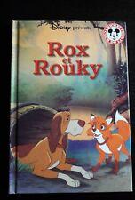 ROX ET ROUKY/ DISNEY PIXAR / HACHETTE