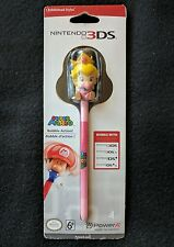 Nintendo 3DS DS DSi XL Bobblehead Stylus Pink Baby Peach New Super Mario Bobble
