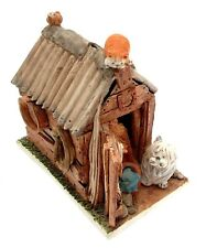 Peter Fagan The Potting Shed Sculpture Gardening Gardeners F564