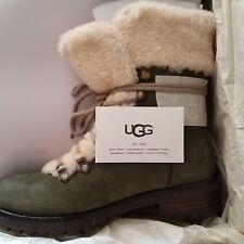 NIB-UGG WOMEN'S Boots- Fraser Slate Size 6.5 US 37.5 EU 5 UK