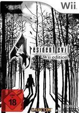 Nintendo Wii +Wii U RESIDENT EVIL 4 NEU