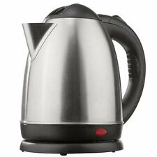 1.7L TEA KETTLE Cordless Electric Portable Stainless Steel Bpa Free Fast Boil