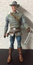 "Mattel DC Classics Jonah Hex 7"" Figure W/Rifle & PISTOL LOOSE *SEE PICS*"