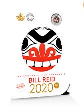 Canada 2020 Bill Reid Commemorative Collector Keepsake 6-Coin set