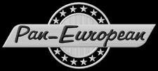 Pan European ST 1100 1300 IRON ON PATCH Aufnäher Parche honda brodé patche toppa