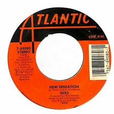 "INXS - New Sensation - Import - 7"" Record Single"