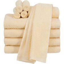 10-Piece Towel Set Cotton Bath Soft Absorbent Mellow Light Mainstays Yellow