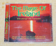 CD The Magic of Ireland - Instrumental Celtic Favourites - 2004