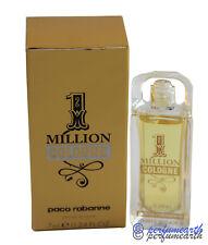 1 MILLION COLOGNE MINI  0.24 OZ EDT SPLASH FOR MEN BY PACO RABANNE NEW IN BOX