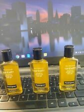 3 Travel Sizes of Neutrogena Rain Bath Refreshing Shower and Bath Gel 1.0z Each