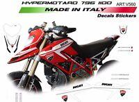 Adesivi per Ducati Hypermotard 796/1100