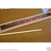 SWIFT Kon-tiki Motorhome Rear Panel Stripe Sticker Decal Graphic - SINGLE
