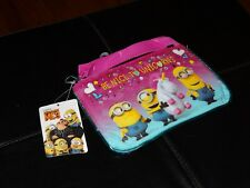 Purse Girls Minions Be Nice To Unicorns Agnes Crossbody Despicable Me 3 Pink Fun