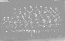 POSTCARD  MILITARY  WWI  BRIGHTON  RFA  Cadets  Dec  1918