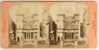 Francia Orleans Casa Diane Foto Stereo PL55L3n Vintage Albumina