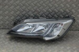 FIAT DUCATO RIGHT SIDE HEADLIGHT 1374299080 GENUINE