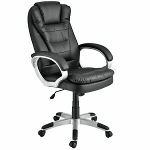Bürostuhl Chefsessel, Drehstuhl Computerstuhl - office Stuhl Polsterung Juskys®