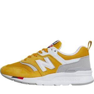 new balance trainers women yellow