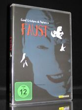 DVD FAUST (1969) JOHANN WOLFGANG VON GOETHE - GUSTAF GRÜNDGENS + WILL QUADFLIEG