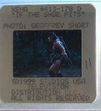 35mm color slide If Shoe Fits XENA WARRIOR PRINCESS Lucy Lawless Renee O'Connor