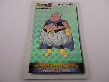 Carte DRAGON BALL Z DBZ PP Card Part 24 N°1039 Hard Prism - AMADA 1994 Jap