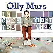Olly Murs - In Case You Didn't Know: 2011 Epic CD album (Pop)
