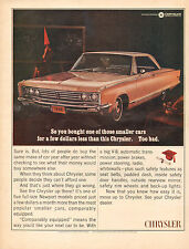 1966 Vintage ad for Chrysler two door Newport Gold color (071116)