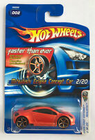 2006 Hotwheels FTE Faster Than Ever Wheels Mitsubishi Eclipse Concept Car JDM