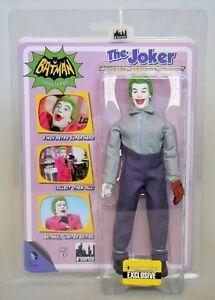 Figures Toy Company Batman Classic 1966 TV Prison Softball Joker 8 Inch Figure