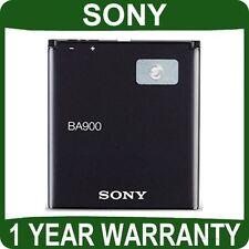 Genuine Sony experia M C1905 BATTERY Mobile original cell phone smartphone ba900