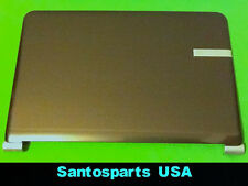 "GATEWAY NV52 NV53 NV54 NV56 NV58 NV59 LCD Back Cover 604BU08003 for 15.6"" BROWN"