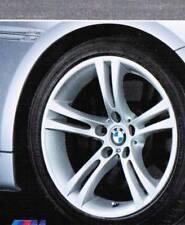 "BMW E60 5-Series Genuine M Double Spoke 184 18"" Wheels"