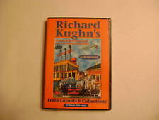 Richard Kughn's Train Layouts & Collections DVD