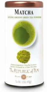 Matcha Tea Powder by The Republic of Tea, 1.5 oz