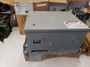 Siemens UV461G I-T-E XL-U Busway System Plug 4P/30A/600V.  NEW IN BOX