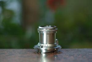 LEICA M RANGEFINDER-COUPLED SCHNEIDER XENON MC 1:2.0 50mm CUSTOMISED LENS