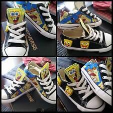 Sponge Bob Theme Shoes