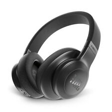JBL E55BT Wireless Bluetooth Headphones Black